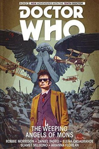 Review: Doctor Who: The Weeping Angels of Mons, Robbie Morrison