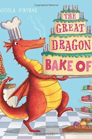 Review: The Great Dragon Bake Off, Nicola O'Byrne