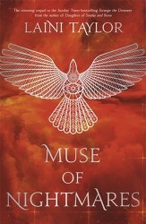 Muse of Nightmares, Laini Taylor