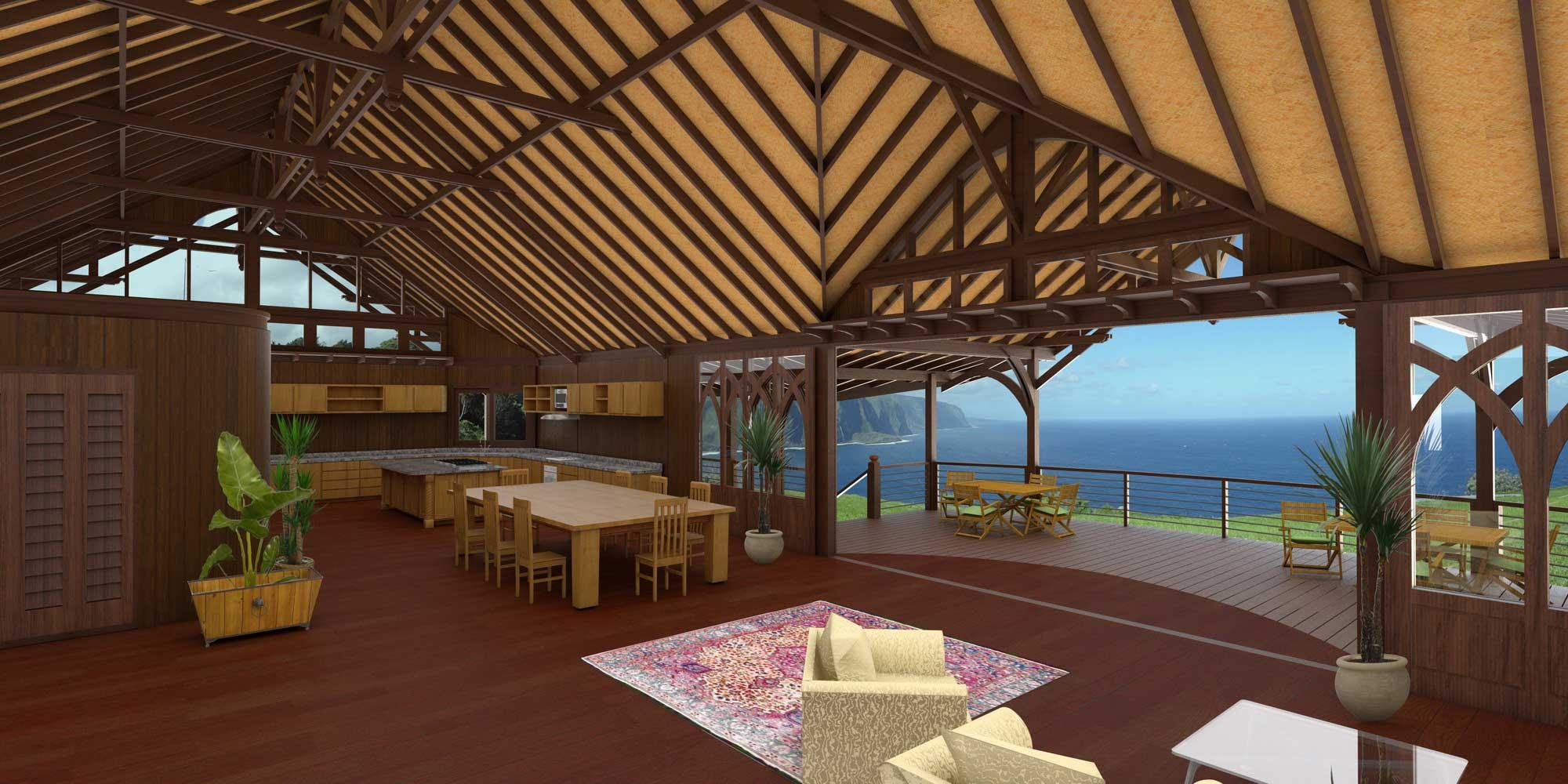 Tropical Interior Decorating