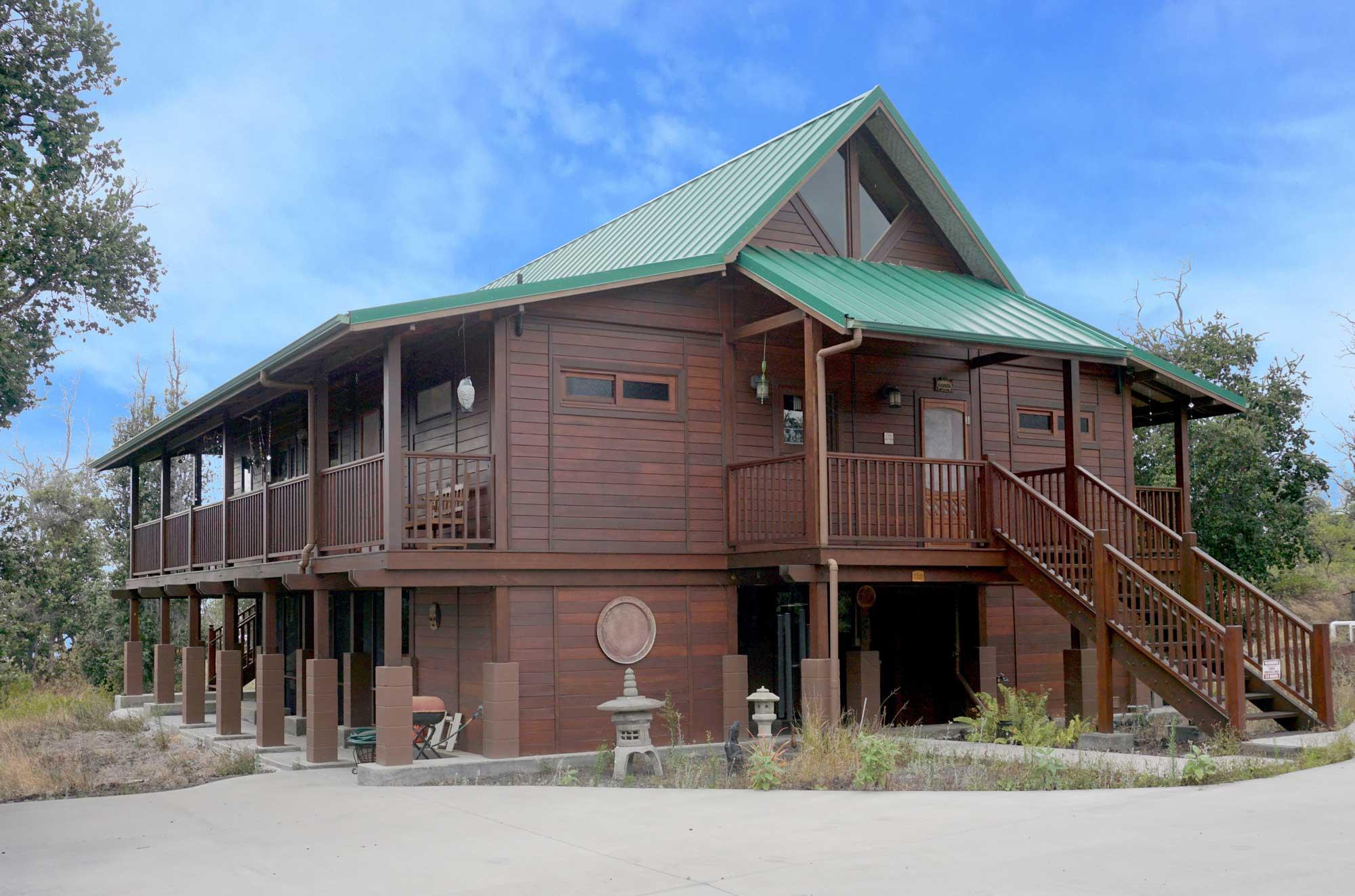 House Plans Hawaii Tropical Luxury