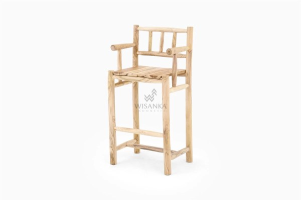 Bar Chair Tampak Perspektif with watermark