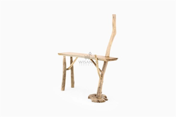 Console Table tampak Perspektif with watermark