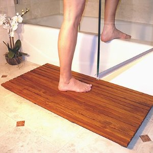 why teak is a great choice for floor mats | teak experts