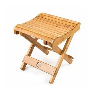Bamboo | Teak Shower Bench