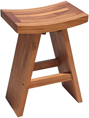 sc 1 st  Teak Shower Bench & Teak Bistro Stool u2013 From the Asia Collection | Teak Shower Bench islam-shia.org