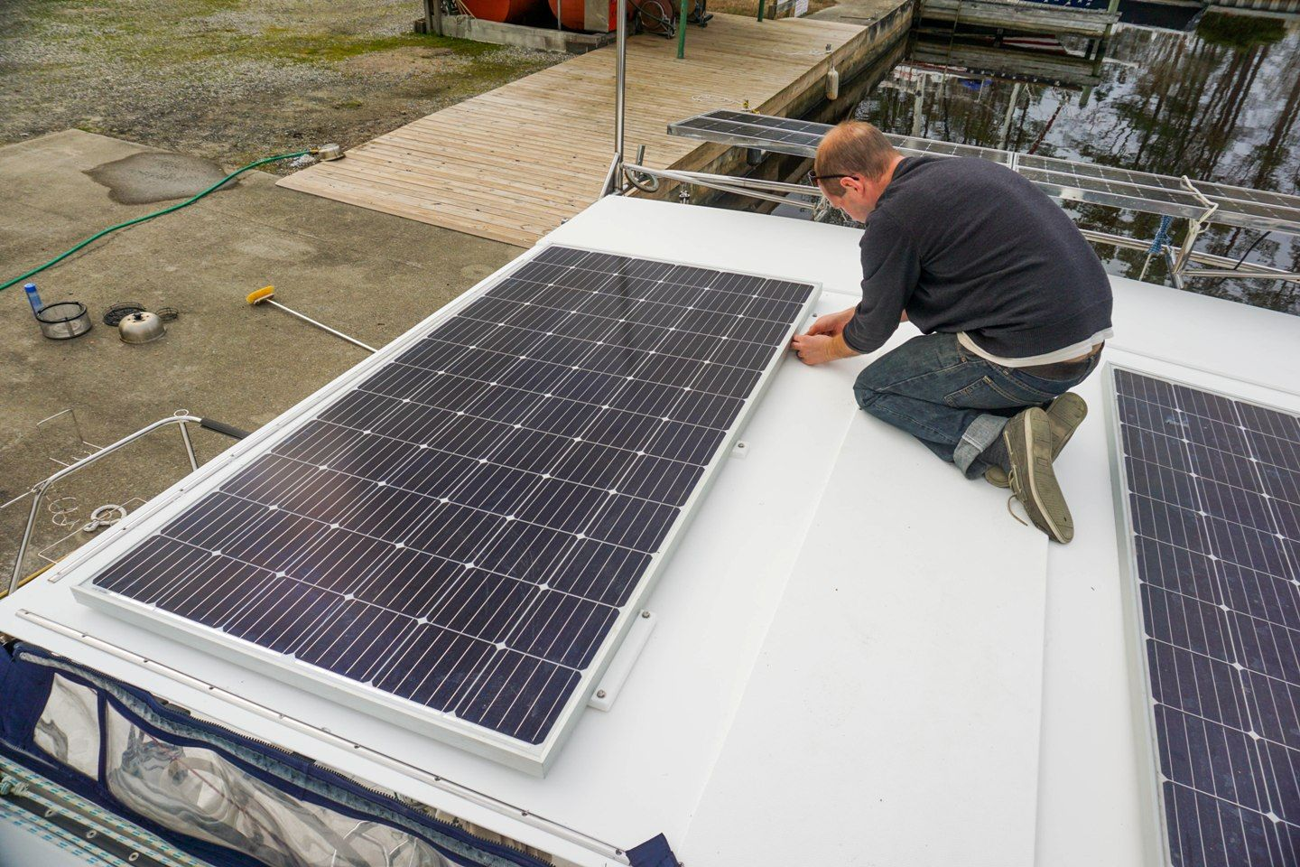 Solar Panel Installation and Cost - teal tales