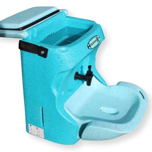Handeman Xtra portable hand wash unit4
