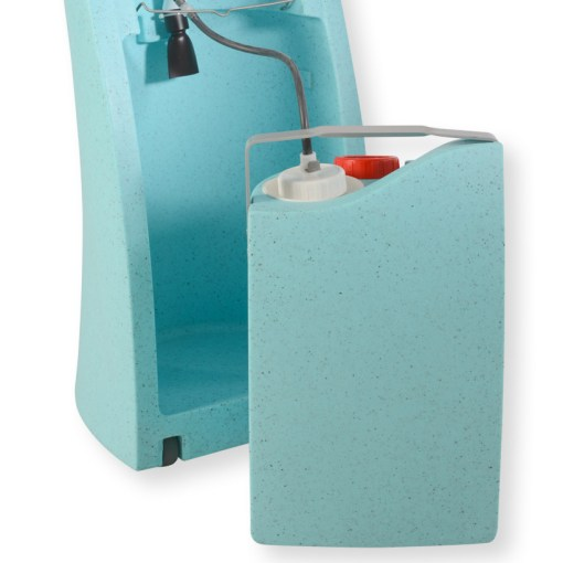 The TealTainer optional extra water container