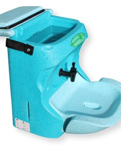 Handeman Xtra mobile sink mains powered 5
