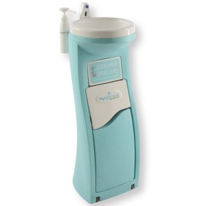 Hygienius portable hand wash units1