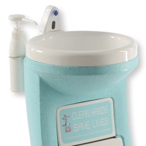 Hygienius portable hand wash units4