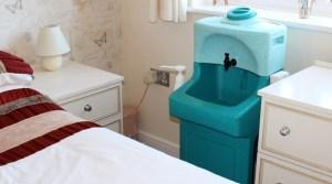 WashStand mobile hand wash basins