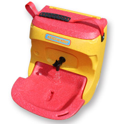 KiddiWash Xtra portable sinks