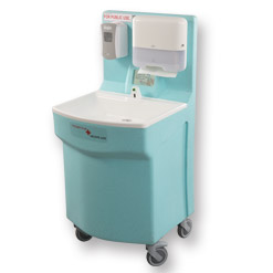 MediWash portable sinks
