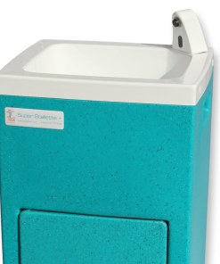 Super Stallette portable sink for hand washing