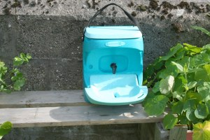 Deveron Projects use TEAL mobile sinks for versatile hand washing