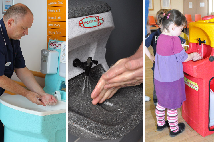 Norovirus - why everyone needs to wash their hands with soap and water