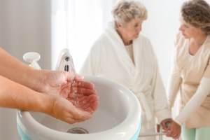 The importance of mobile hand wash units to care homes