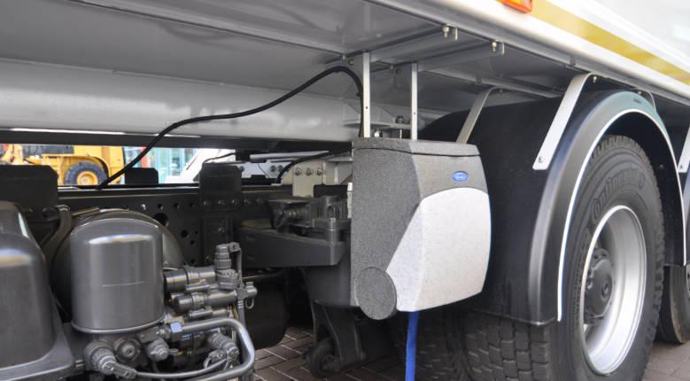 TEALwash portable handwash unit for vans and truck