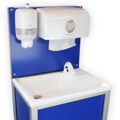 CliniWash mobile sinks