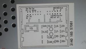 DIY: RCD 510 headunit upgrade for VW Vento and Polo