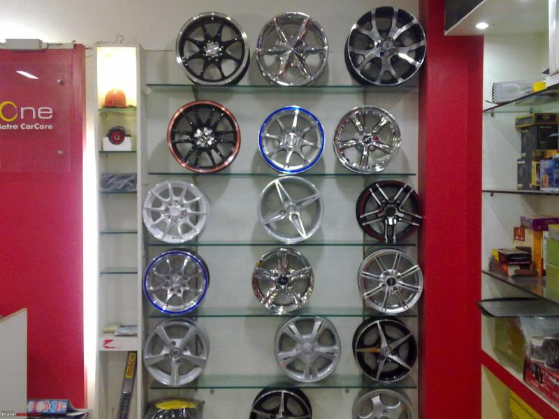 Car Accessories  Audio etc    Autozone  Gurgaon    Team BHP Car Accessories  Audio etc    Autozone  Gurgaon  05032010043 jpg