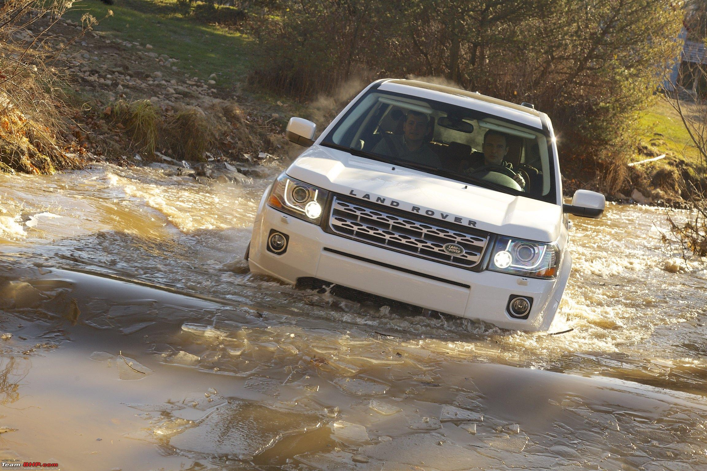Land Rover launches improved Freelander 2 38 67 lakhs Team BHP