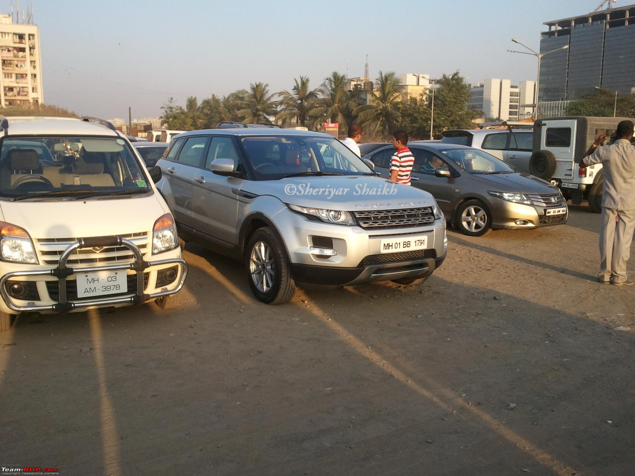 Range Rover Evoque launched in India Page 5 Team BHP