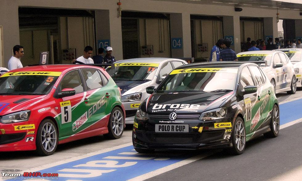 Bic Arrive Amp Drive Drive Vw Polo Cup Cars At Buddh