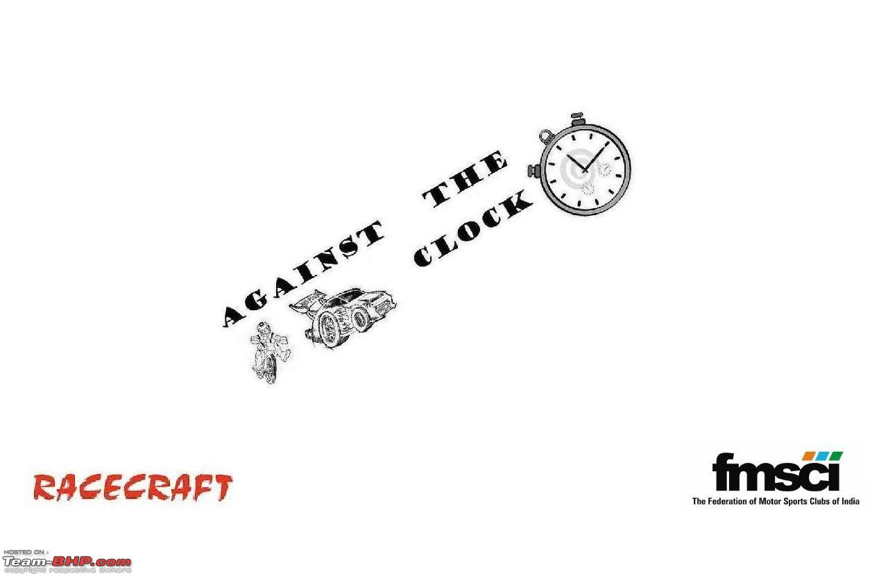 Against The Clock Autocross Hyderabad On 18th December