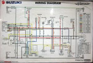 Wiring diagrams of Indian twowheelers  TeamBHP