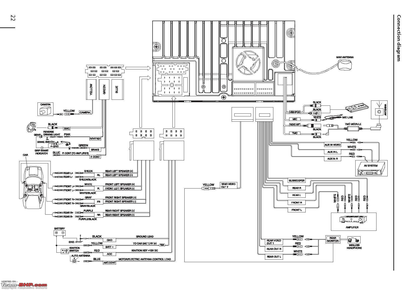 Sony Cd Wiring Diagram
