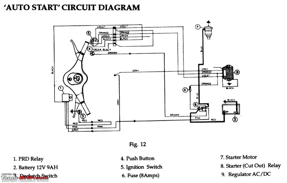 256393d1262597515 diy tacho car using bikes tacho manual diagram part 2 per?resized665%2C426 sunpro tachometer wiring diagram efcaviation com Vintage Sun Tachometer Wiring at gsmportal.co