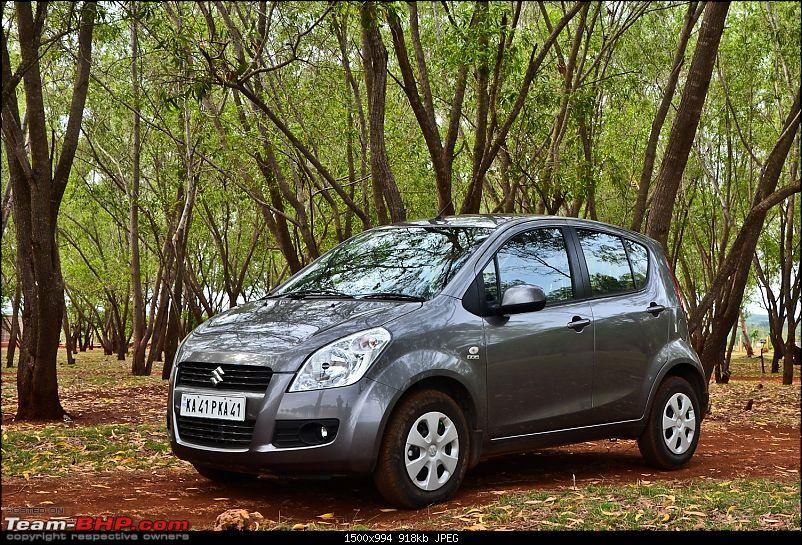 My New Maruti Suzuki Ritz Vdi Glistening Grey A Review