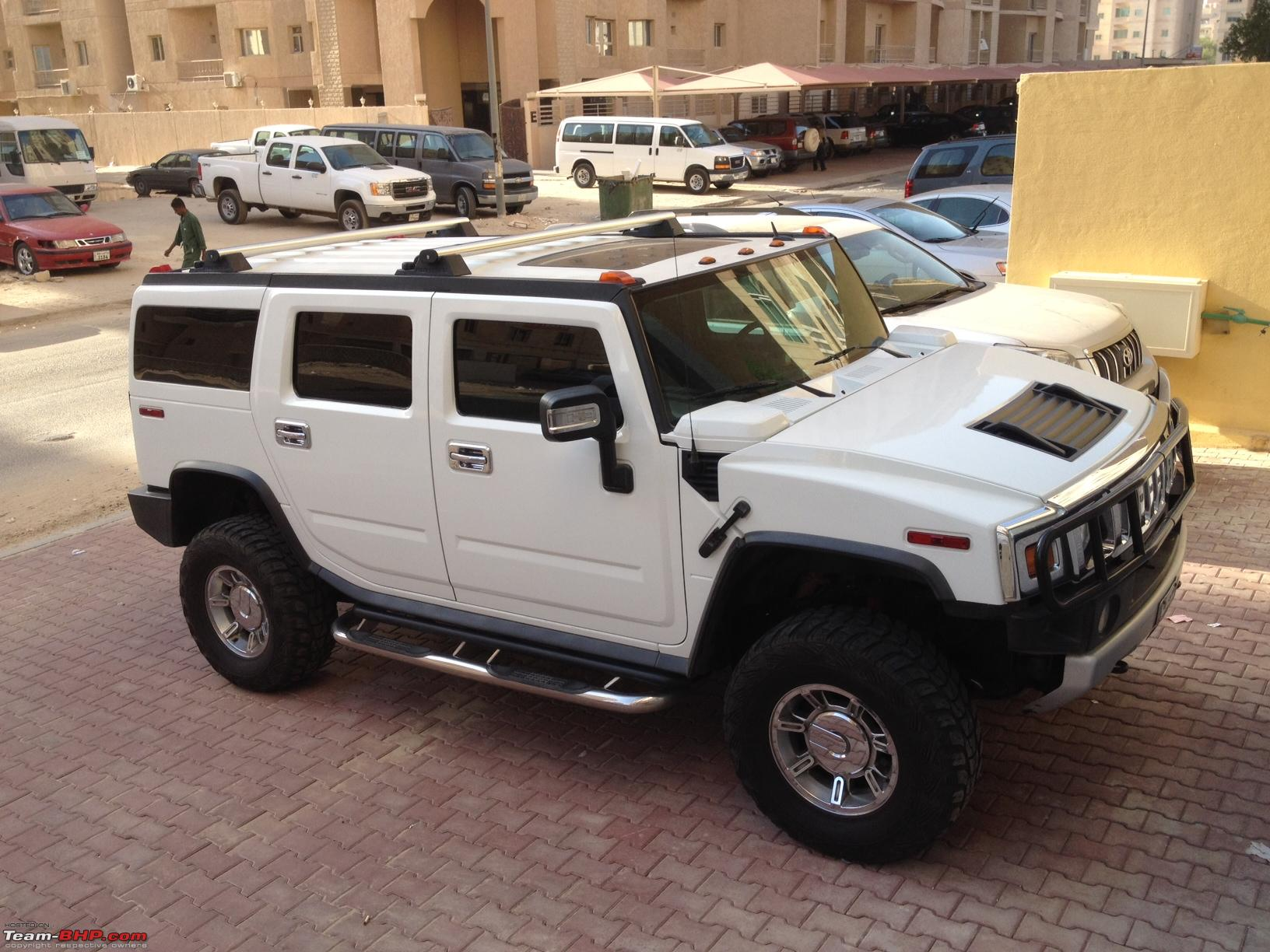 The Big Beast Hummer H2 Dreams to reality Team BHP