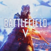 BF5 female soldier