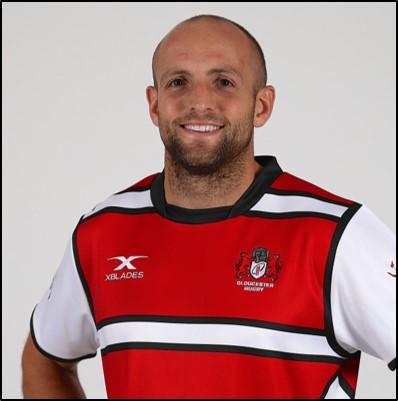 Charlie Sharples Gloucester Rugby Team-i trainer