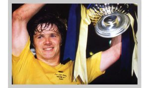 Steve Perryman MBE Spurs Team-i trainer