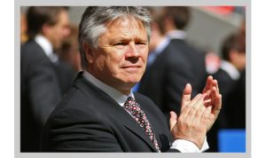 Steve Perryman Tottenham Hotspurs Exeter City has joined Team-i as a Trainer bringing new expertise