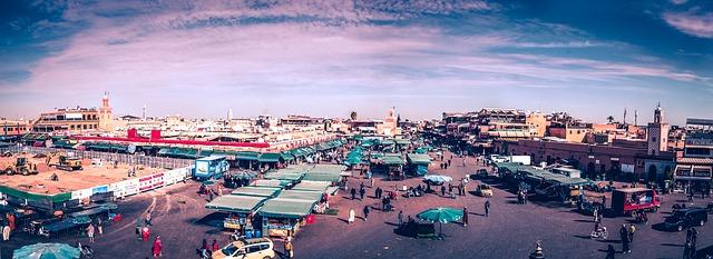 Marrakech - Foto: pixabay.com