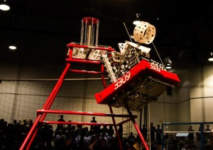 "2013 Robot- ""Ed"""
