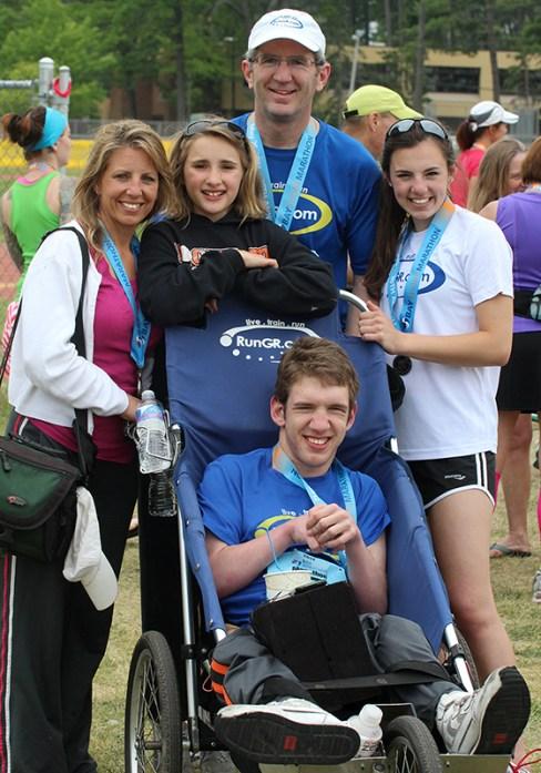 After the Bayshore Marathon 2012