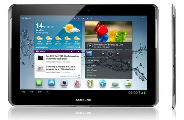 Samsung Galaxy Tab 2 10.1 P5100 - DhollmenL Android 5.0.2 Lollipop