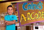 Caine Cardboard Arcade