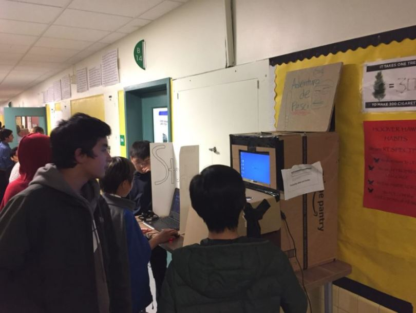 Cardboard Arcades
