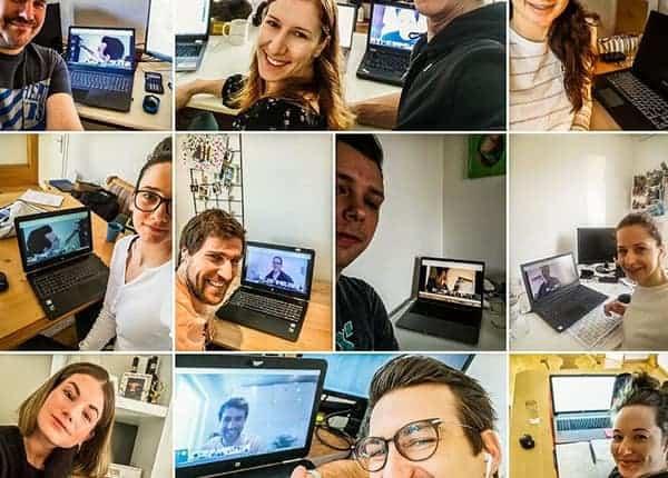 teamazing Remote-Teamwork
