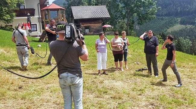 teamazing bei den Kochprofis auf RTL