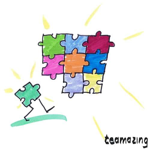 Wie definiert man Teambuilding?