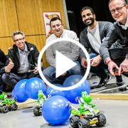 Vielversprechende Teambuilding-Kooperation zwischen Jochen Schweizer Arena und teamazing